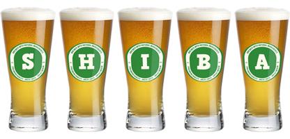 Shiba lager logo
