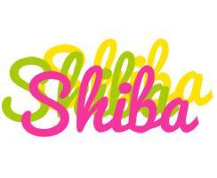 Shiba sweets logo
