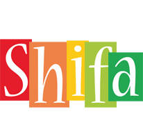 Shifa colors logo