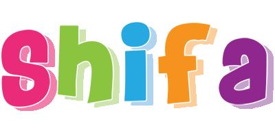 Shifa friday logo