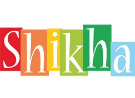 Shikha colors logo