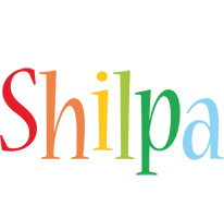 Shilpa birthday logo