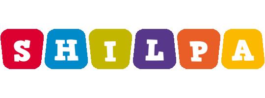 Shilpa kiddo logo