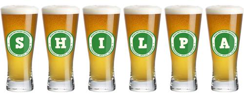Shilpa lager logo