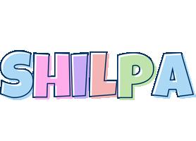 Shilpa pastel logo