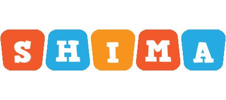 Shima comics logo