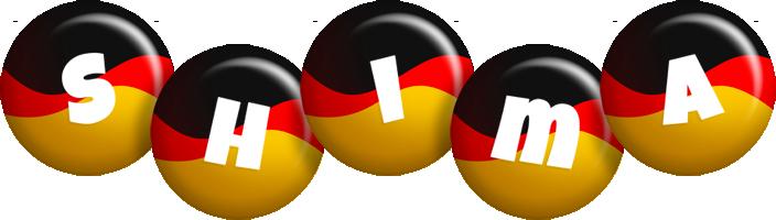 Shima german logo