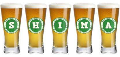 Shima lager logo