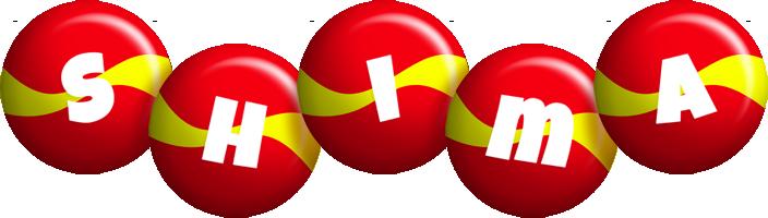 Shima spain logo