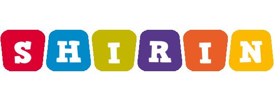 Shirin daycare logo