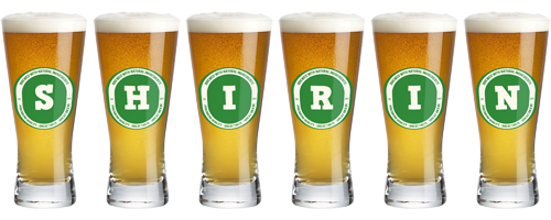 Shirin lager logo
