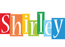 Shirley colors logo