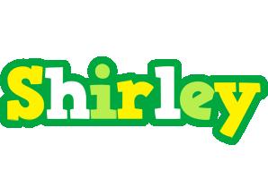 Shirley soccer logo