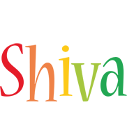 Shiva birthday logo