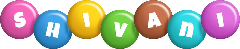 Shivani candy logo