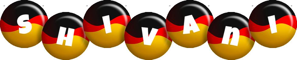 Shivani german logo