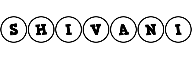 Shivani handy logo