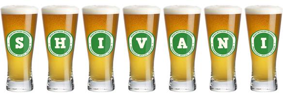 Shivani lager logo