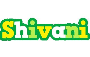 Shivani soccer logo