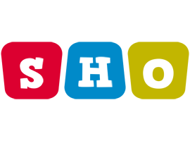 Sho kiddo logo
