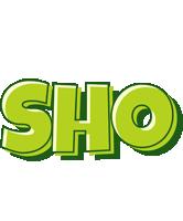 Sho summer logo