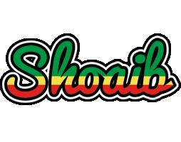 Shoaib african logo