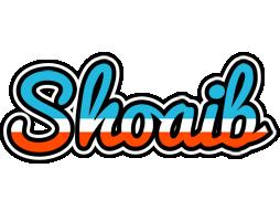 Shoaib america logo