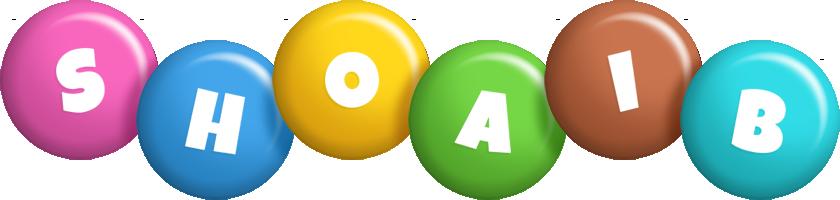 Shoaib candy logo