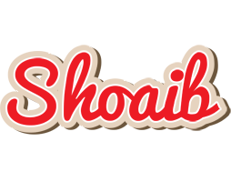 Shoaib chocolate logo