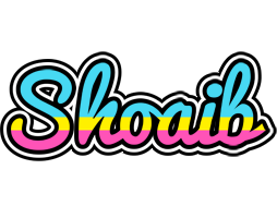Shoaib circus logo