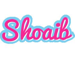 Shoaib popstar logo