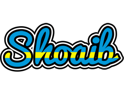 Shoaib sweden logo