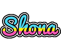 Shona circus logo
