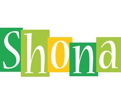 Shona lemonade logo