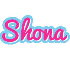 Shona popstar logo