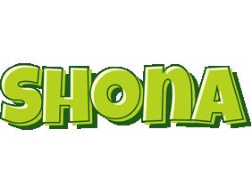 Shona summer logo
