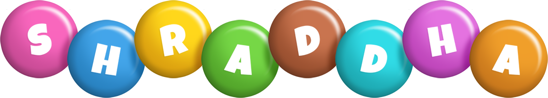 Shraddha candy logo