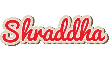 Shraddha chocolate logo