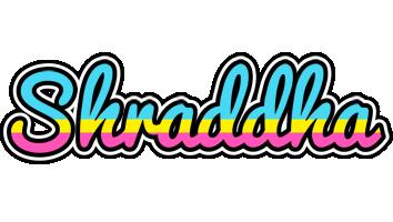 Shraddha circus logo