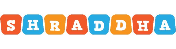 Shraddha comics logo