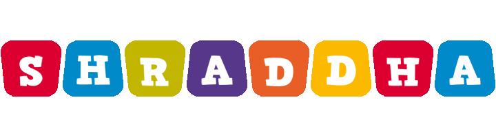 Shraddha daycare logo