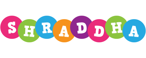 Shraddha friends logo