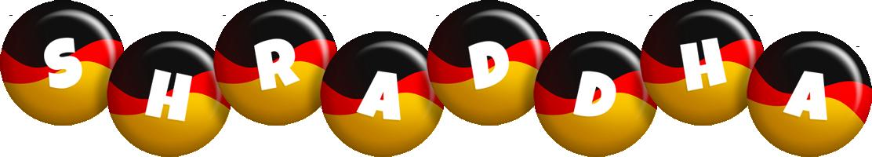 Shraddha german logo
