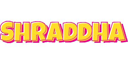 Shraddha kaboom logo