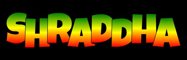 Shraddha mango logo