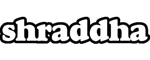 Shraddha panda logo