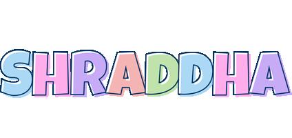 Shraddha pastel logo