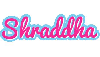 Shraddha popstar logo