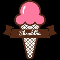 Shraddha premium logo