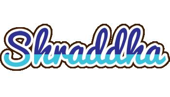 Shraddha raining logo